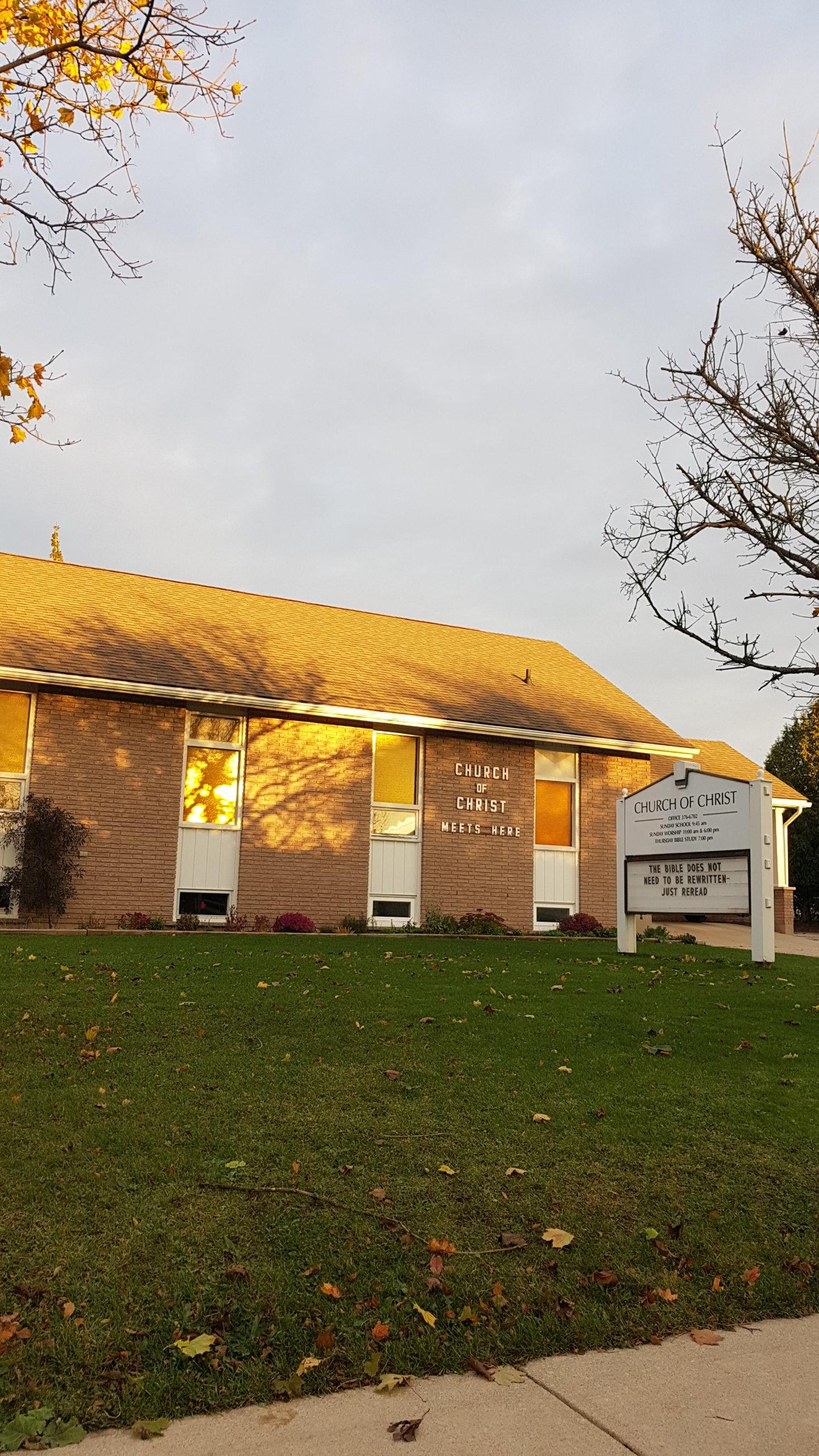 Church Of Christ Owen Sound